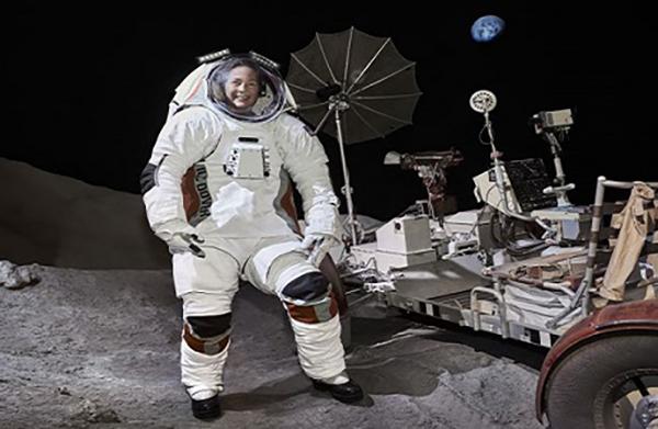 可用于火星任务的新一代宇航服亮相,更轻便、小巧、灵活