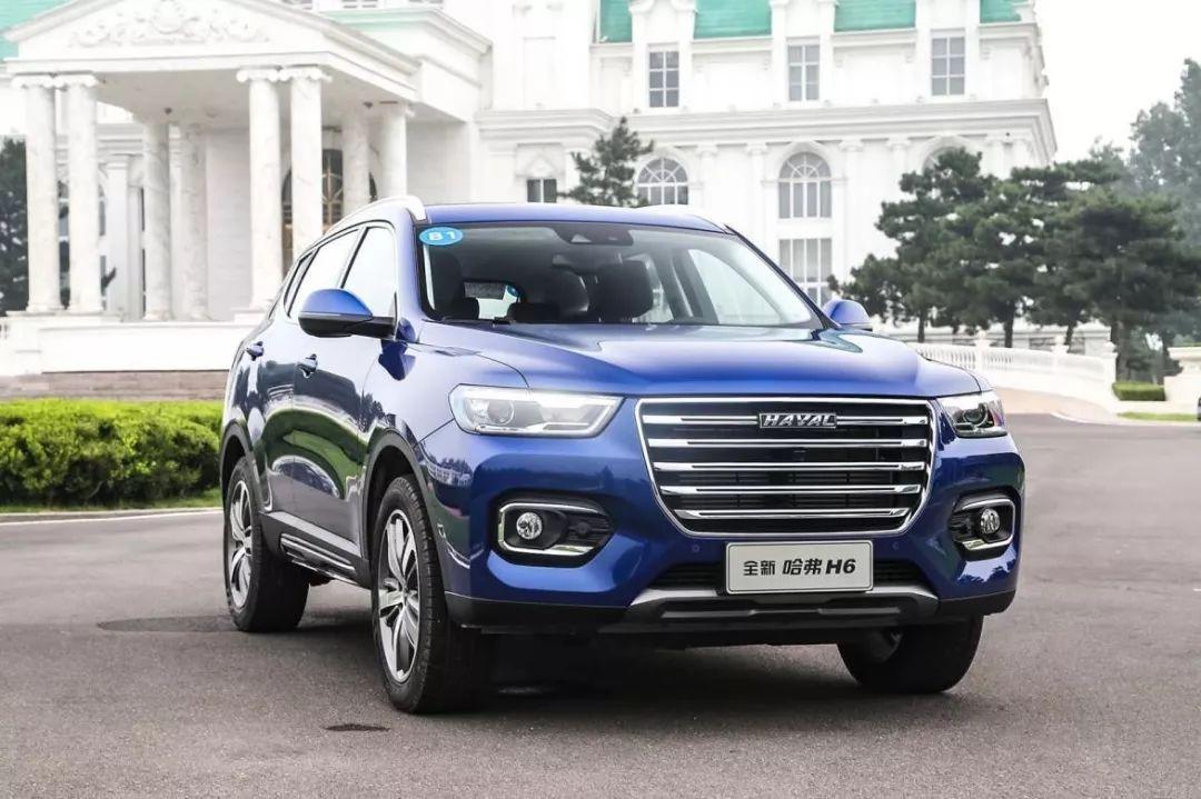 长城汽车7月销量突破6万辆 同比增长11.09%