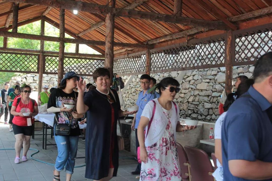 门头沟区市场监管局完成灵水举人秋粥文化节大型活动秩序保障工作