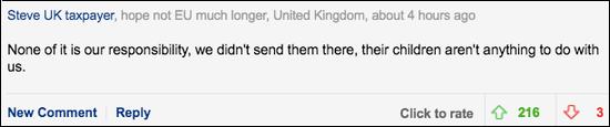 IS英国成员的孩子困在叙利亚 英方:让他们听天由命