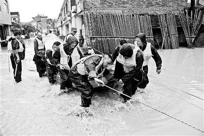 """台风""""利奇马""""对江苏安徽的影响趋近结束"""