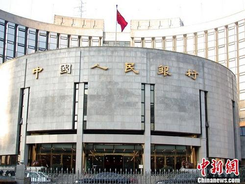 中国7月份广义货币增速明显回落