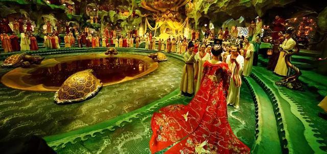 《妖猫传》美到极致的宴会