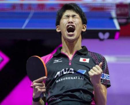 中韩联手送日本2连败,16岁韩国天才,爆大冷淘汰日本世界冠军