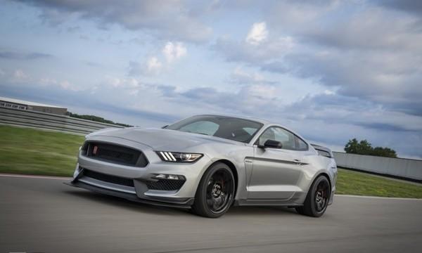 新年式福特Mustang Shelby GT350R 操驾升级比照最强野马