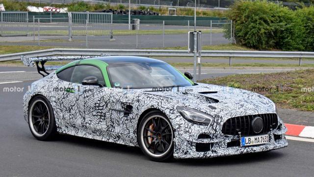 奔驰超跑AMG GT R再添新版本,超700马力,有望超越911 GT2 RS
