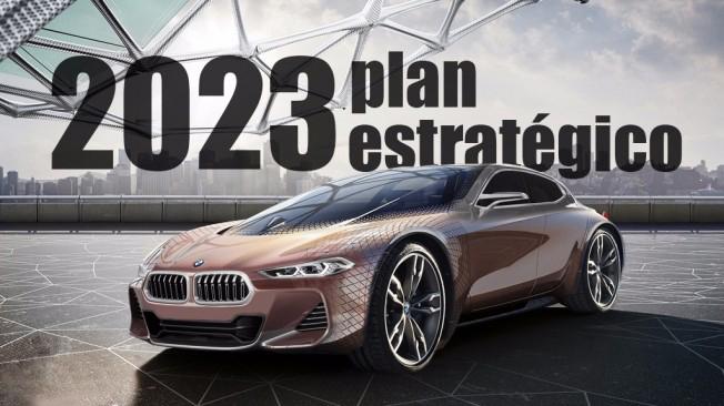 宝马和宝马M到2023年要推出的电动车全在这里了