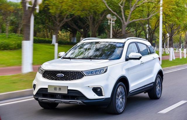 15万内三款合资紧凑级SUV,与国产SUV同台竞争