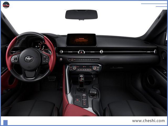 下月发布!丰田高性能跑车曝光,性能套件靓眼,还与宝马合伙开发