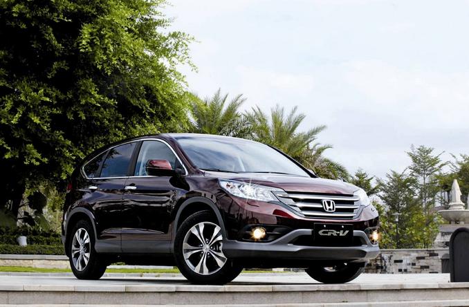 7月份SUV销量排行榜:本田CR-V拿下第二,奥迪Q5、奔驰GLC登榜