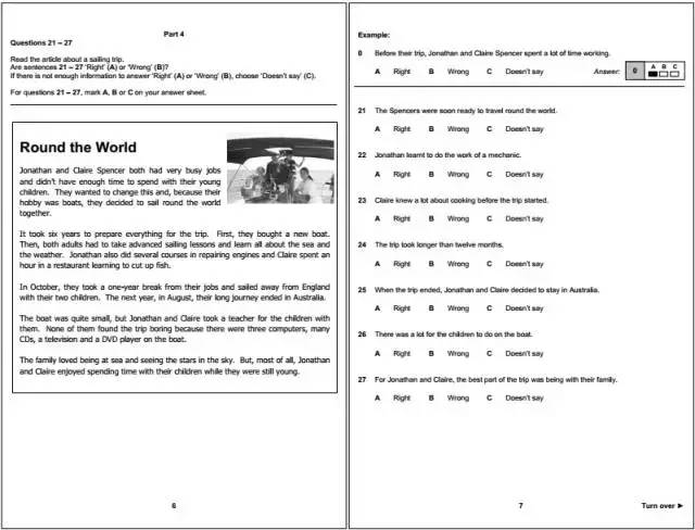 提分干货丨KET阅读&写作攻略:详细题型与答题技巧解读