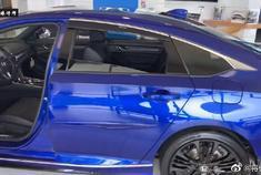 视频:本田雅阁,打开车门看到中控台后,控制不住想要买它