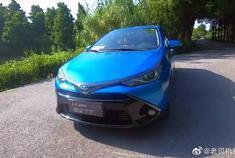 视频:没电状态下油耗如何?试驾广汽丰田雷凌E+