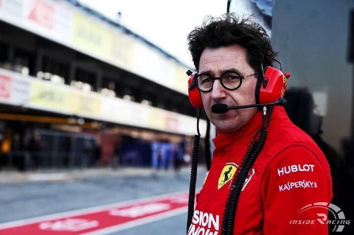 法拉利领队亲口证实,下赛季车手阵容不变,真不考虑小维斯塔潘?