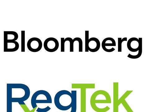 彭博社收购全球监管报告解决方案提供商RegTek   美通社
