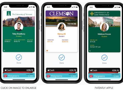 使用iPhone取代校园卡,又有12所美国大学加入