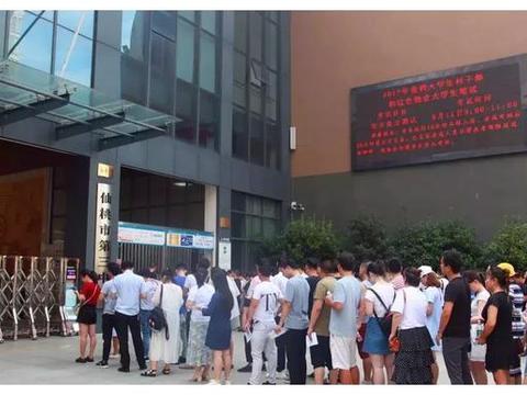 328名考生参加仙桃这场考试,引来市委常委、组织部长巡视……