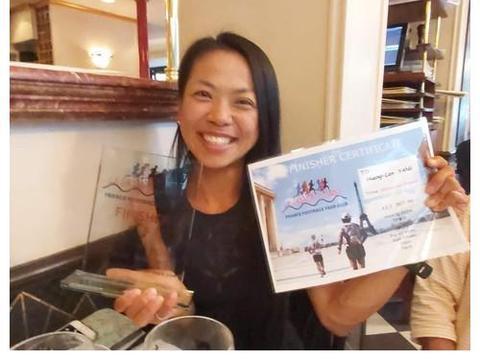 杨皇兰43天2677KM远征环法超马达阵 亚洲首位完赛女跑者