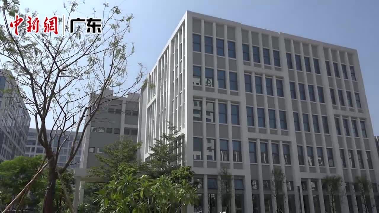 中新广州知识城腾飞园新空间壹坊暨全新办公楼盛大亮相