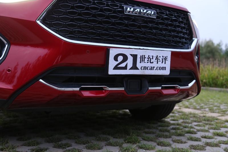 预算十几万 还要轿跑SUV 哈弗F7x了解一下