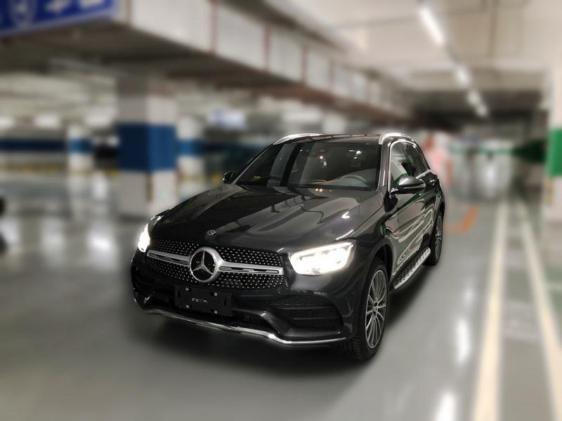 新款北京奔驰GLC L实车照片曝光,新车8月24日正式上市