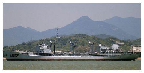中国海军补给舰型号一览,共计16艘,已赶上大英驱护舰数量