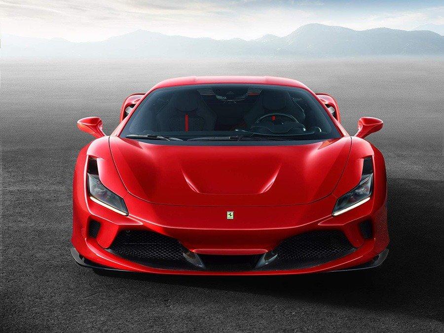 法拉利将于9月发表2款全新敞篷超跑?外传还有新入门车系!