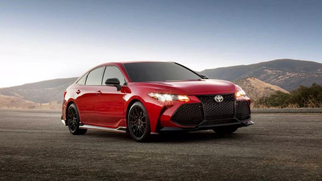 丰田亚洲龙TRD马力超过300匹,正式公布售价