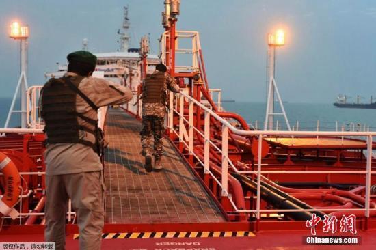伊朗称与英国交换一些文件 英或很快释放伊油轮|伊朗