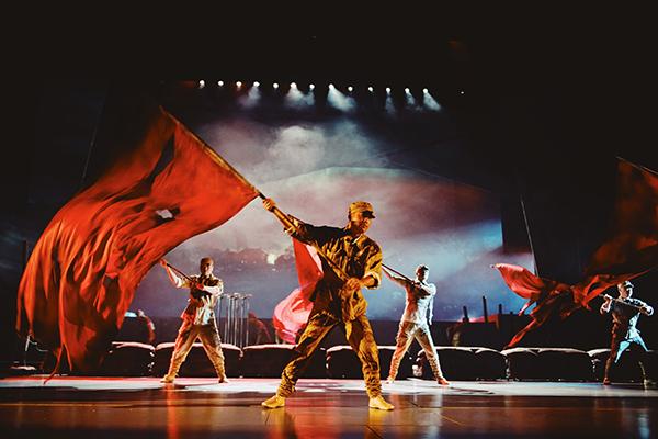 祖国颂,上海文广演艺集团推出9台原创演出展演