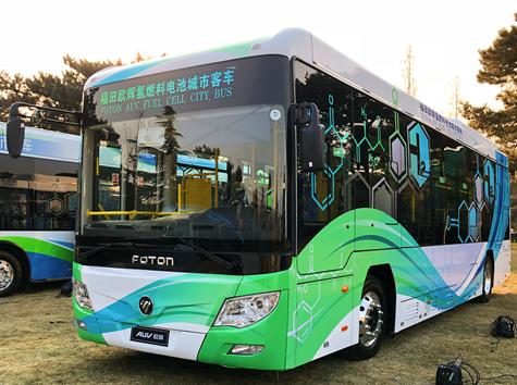 北京市市长陈吉宁调研福田戴姆勒,怀柔厂区将建研发中心