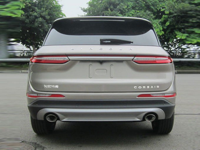 林肯首款国产SUV实拍!和奔驰GLC同级,搭2.0T+8AT