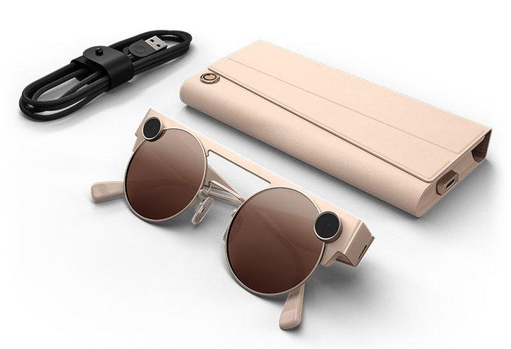 Snap 发布第三代摄像眼镜,多了一个摄像头,价格翻倍