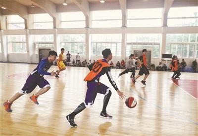 广州中考体育新政下 初一备战已开始