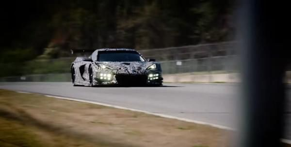 发表1个月首撞!雪佛兰跑车Corvette C8 Stingray气囊全爆