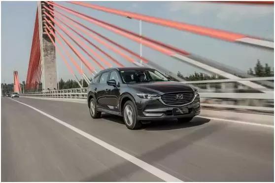 匠心打造新驾享主义大7座SUV,看马自达CX-8如何攻玉?