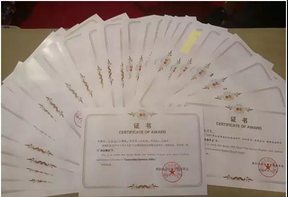 """衡水中学提案获全国中学生模拟两会活动全国峰会""""杰出提案""""奖"""