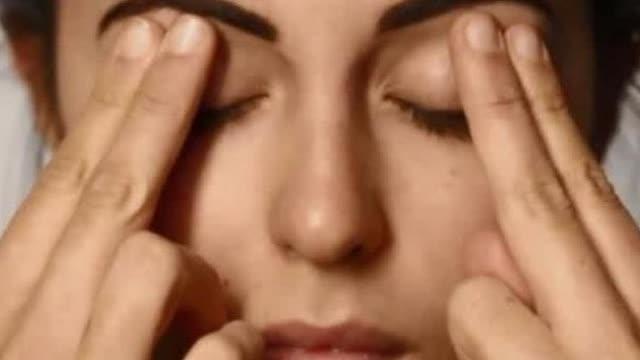 一分钟缓解偏头痛,掌握这7个压迫点,让你缓解常见的4种头痛!!
