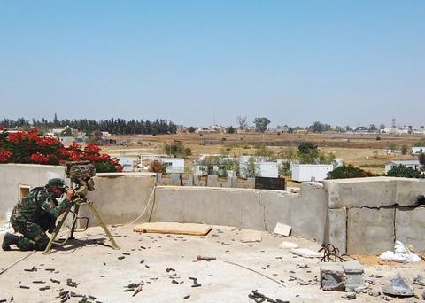 大批外国神秘武装急赴利比亚,哈夫塔尔将军亲自下令,发动闪击战