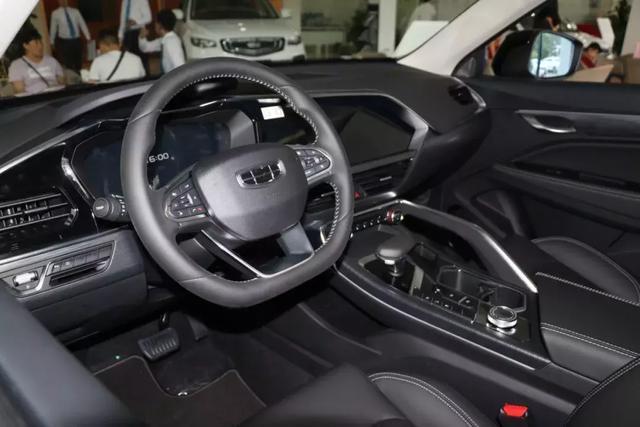 自主品牌轿跑SUV扎堆亮相,拒绝平庸的你选哪一款最适合?