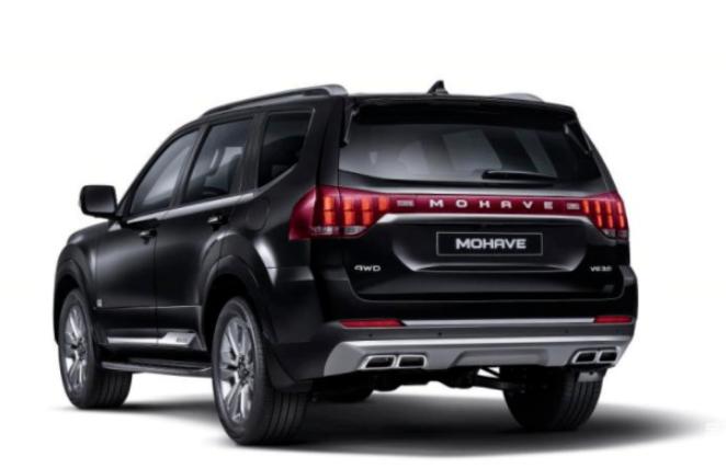 全新起亚霸锐官图发布!预计九月份首发亮相 或搭载3.0T V6+8AT