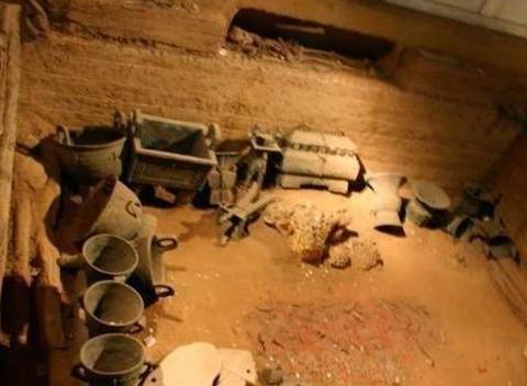 考古发现中国第一女将军墓,墓中一陪葬品,专家看完:难以接受