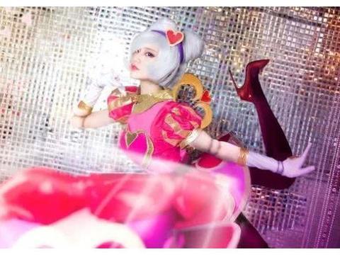 cos:英雄联盟 发条魔灵奥利安娜