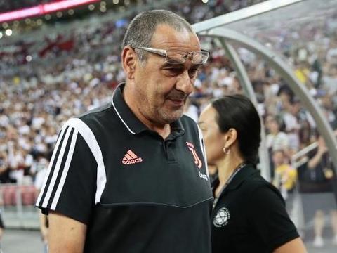 塔奇纳迪:萨里是名好教练,但尤文季前赛表现并不让我信服