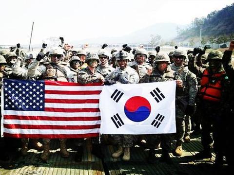 韩国答应美国涨军费,直接奉上6万亿,特朗普:比收房租还容易