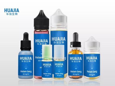 华加生物携氨基酸尼古丁盐烟油回归国内电子烟油定制市场