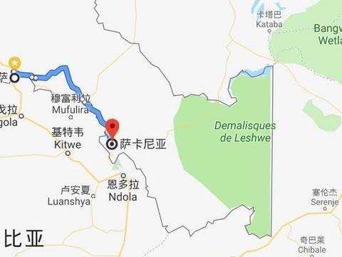 非洲铜钴矿运输成本高,中国公司决定在当地投16亿建物流设施