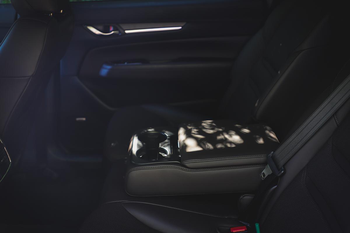 谁再说大7座SUV没有操控,CX-8第一个不服