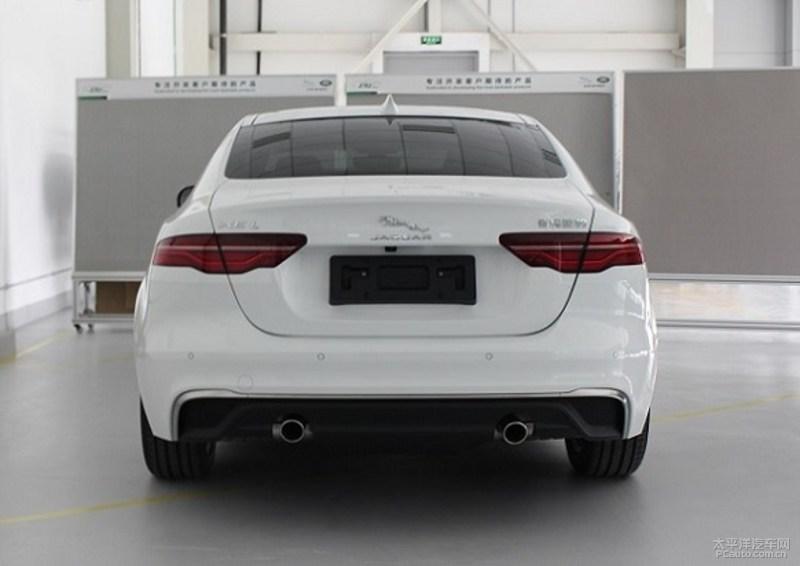 新款捷豹XEL申报图曝光,1.5T三缸直奔200匹