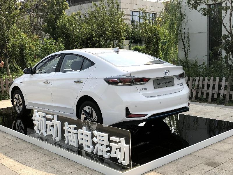 领动插电混动版上市, 百公里综合油耗仅1.0L,补贴售15.78万起